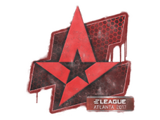 Skin Sealed Graffiti | Astralis | Atlanta 2017