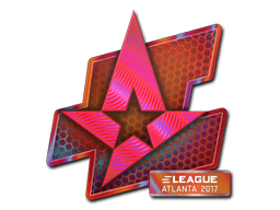 Sticker | Astralis (Holo) | Atlanta 2017