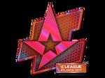 Sticker Astralis (Holo)
