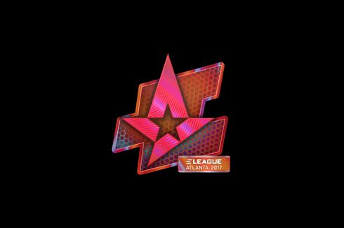 Sticker | Astralis (Holo) | Atlanta 2017 Prices