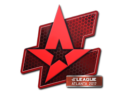 Sticker | Astralis | Atlanta 2017