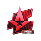 Sticker | Astralis (Foil) | Atlanta 2017