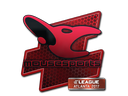Sticker | mousesports | Atlanta 2017