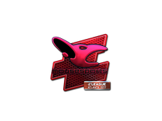 Skin Sticker | mousesports (Foil) | Atlanta 2017