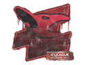 Sealed Graffiti | mousesports | Atlanta 2017