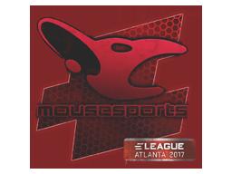 Sealed Graffiti | mousesports | Atlanta 2017