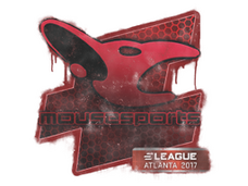 Skin Sealed Graffiti | mousesports | Atlanta 2017