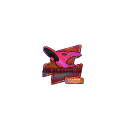 Sticker | mousesports (Holo) | Atlanta 2017