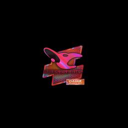 Sticker | mousesports (Holo) | Atlanta 2017
