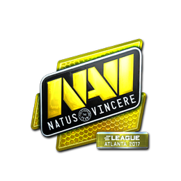 Natus Vincere (Foil) | Atlanta 2017