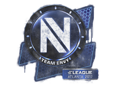Skin Sealed Graffiti | Team EnVyUs | Atlanta 2017