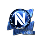 Sticker | Team EnVyUs (Foil) | Atlanta 2017