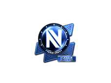 Skin Sticker | Team EnVyUs (Foil) | Atlanta 2017