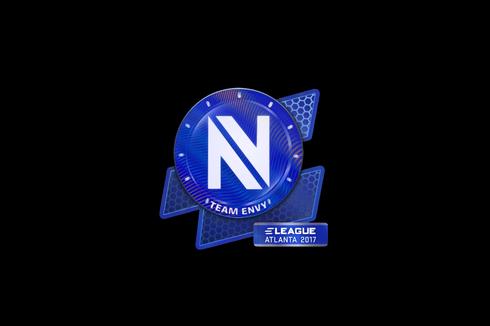 Sticker | Team EnVyUs (Holo) | Atlanta 2017 Prices