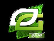 Naklejka | OpTic Gaming | Atlanta 2017