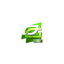 Sticker | OpTic Gaming (Foil) | Atlanta 2017