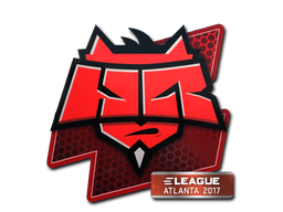 Sticker | HellRaisers | Atlanta 2017