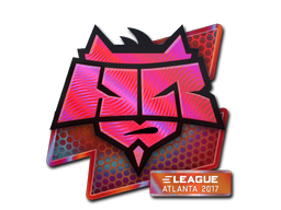 Sticker | HellRaisers (Holo) | Atlanta 2017