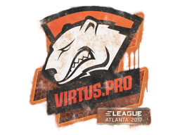 Sealed Graffiti | Virtus.Pro | Atlanta 2017
