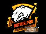 Sticker Virtus.Pro (Foil)