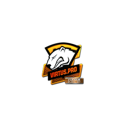 Sticker | Virtus.Pro (Foil) | Atlanta 2017