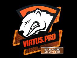 Naklejka | Virtus.Pro | Atlanta 2017