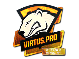 Sticker | Virtus.Pro (Holo) | Atlanta 2017