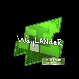 wayLander | Atlanta 2017