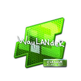 wayLander (Foil) | Atlanta 2017