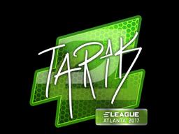 Sticker | tarik | Atlanta 2017