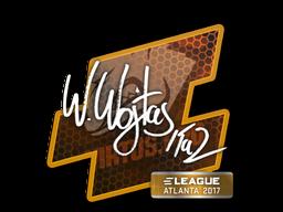 Naklejka | TaZ | Atlanta 2017