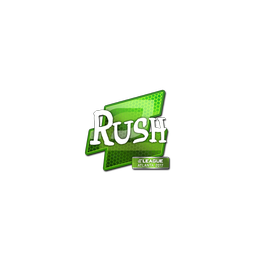 Sticker | RUSH | Atlanta 2017