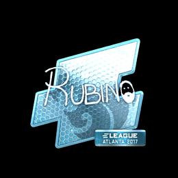 RUBINO (Foil) | Atlanta 2017