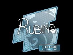 RUBINO   Atlanta 2017