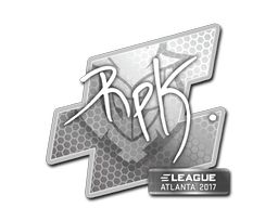 Sticker | RpK | Atlanta 2017