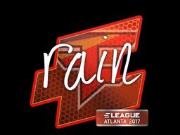 rain | Atlanta 2017