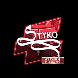 STYKO (Foil) | Atlanta 2017