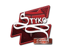 Skin Sticker | STYKO | Atlanta 2017