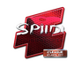 Skin Sticker | Spiidi (Foil) | Atlanta 2017