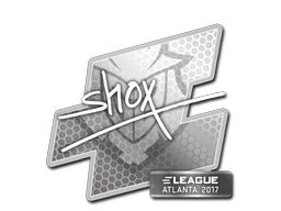 Sticker | shox | Atlanta 2017