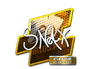 Skin Sticker | Snax (Foil) | Atlanta 2017