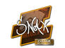 Skin Sticker | Snax | Atlanta 2017