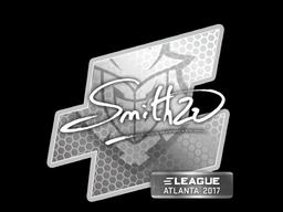 Sticker | SmithZz | Atlanta 2017