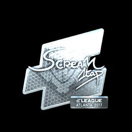 ScreaM (Foil) | Atlanta 2017