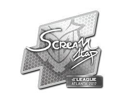 Sticker | ScreaM | Atlanta 2017