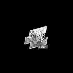 Sticker   ScreaM   Atlanta 2017
