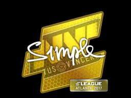 s1mple | Atlanta 2017