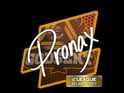 pronax   Atlanta 2017