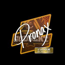 pronax | Atlanta 2017