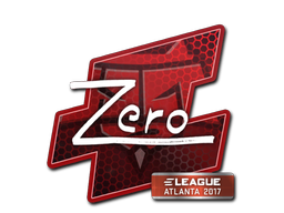Sticker | Zero | Atlanta 2017